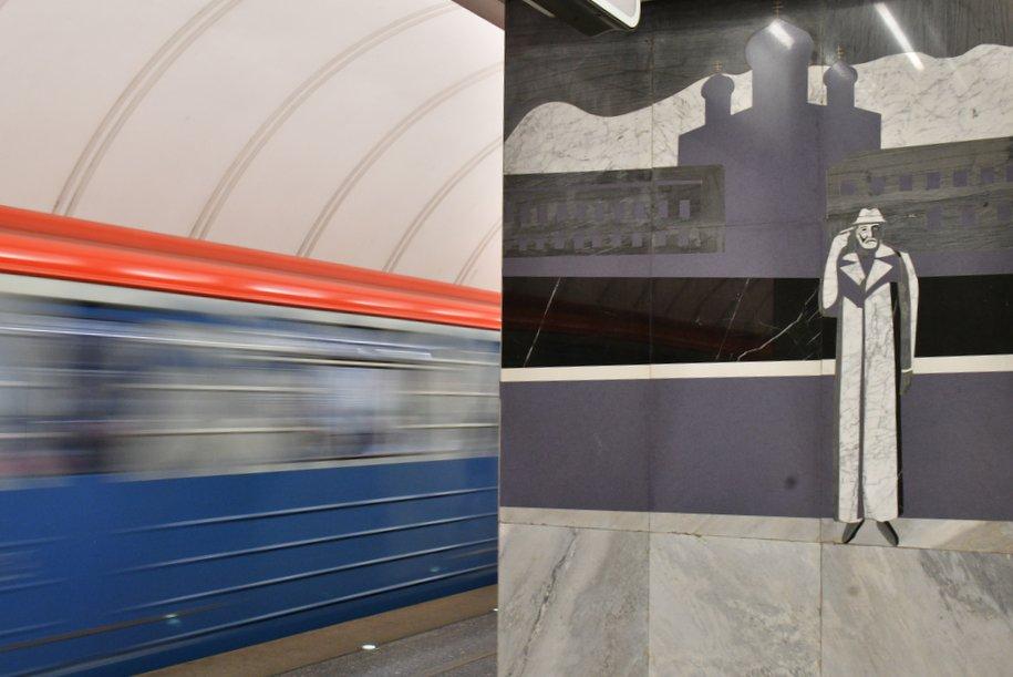Станцию «Суворовская» построят без остановки движения на Кольцевой линии