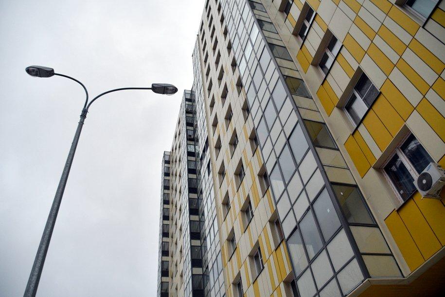 В Даниловском районе началось переселение жителей по программе реновации