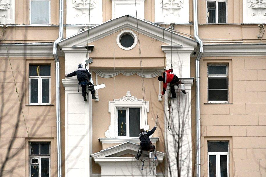 Капитально отремонтируют Дом Сидамона‑Эристова в центре столицы