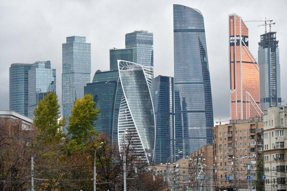 Москва будет находиться в тёплом секторе черноморского циклона