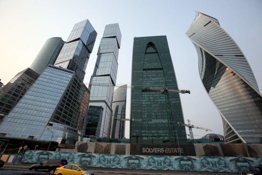 Возведение 68‑этажной башни в «Москва‑Сити» закончат в ноябре