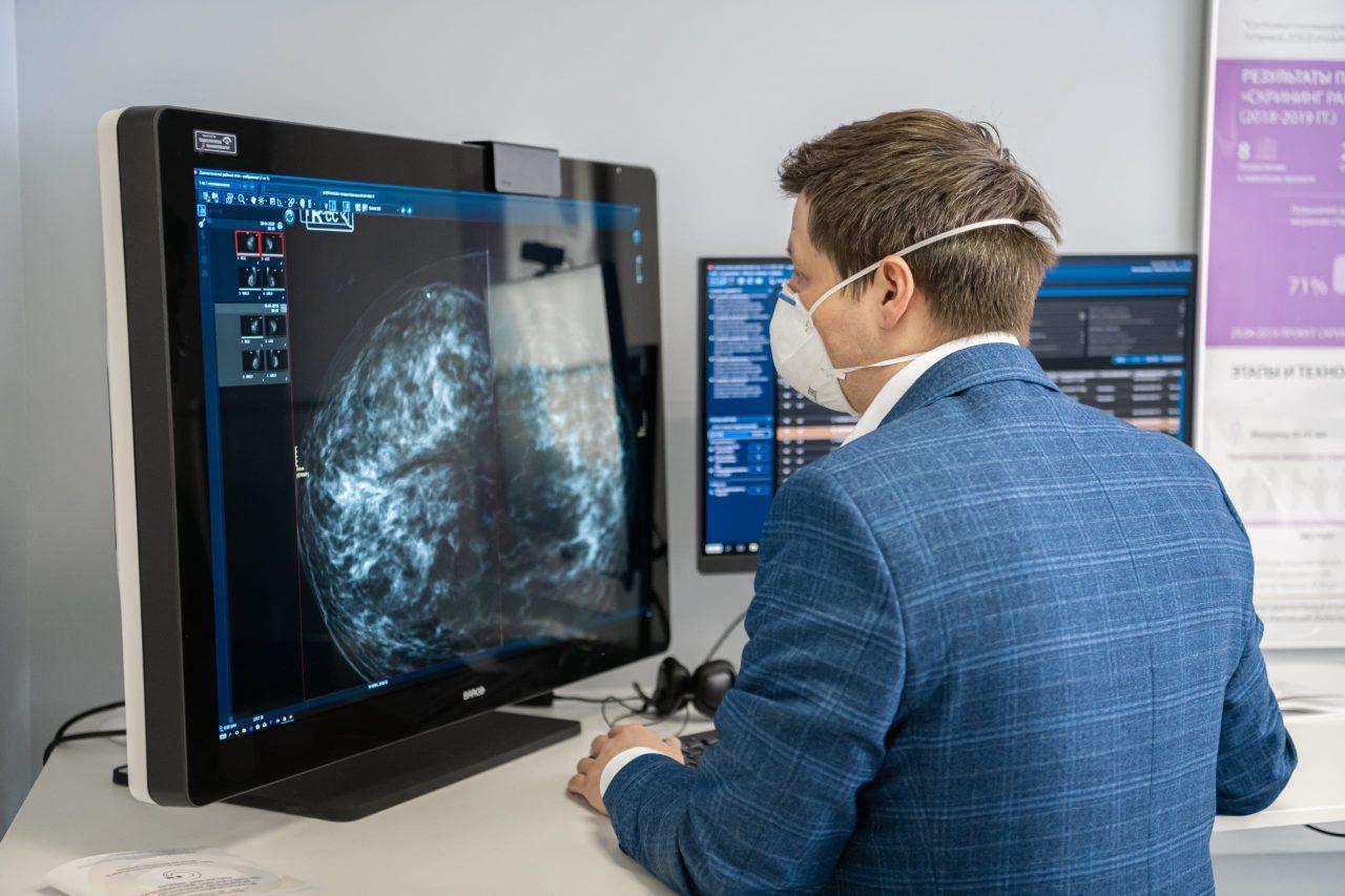 Искусственный интеллект обработал более миллиона медицинских снимков