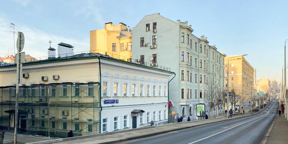 Доходный дом Климова в столице признан объектом культурного наследия