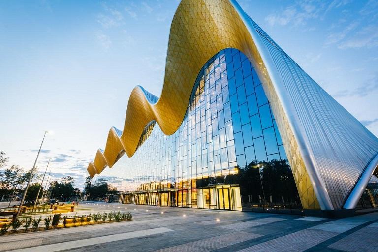 Объекты «Мосинжпроект» в четвертый раз стали победителями конкурса НОПРИЗ