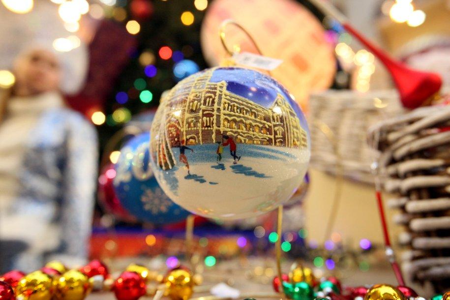 Парки и учреждения культуры столицы подготовили новогодние онлайн‑мероприятия