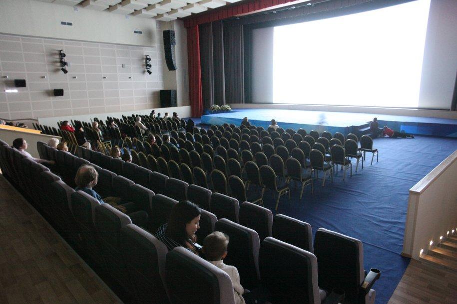 Завершена реконструкция кинотеатра «Высота» в Кузьминках