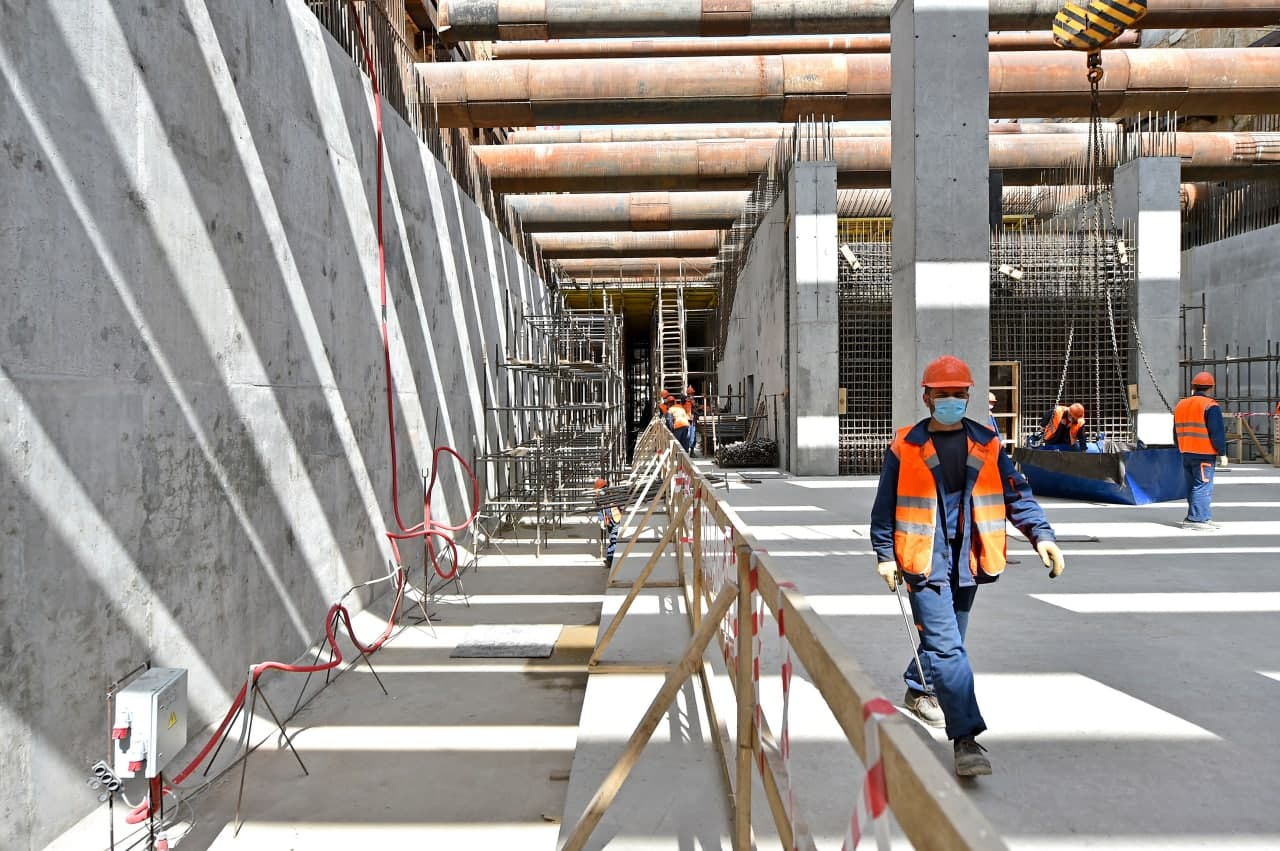 Первым проектом в метро с применением BIM стала Троицкая линия
