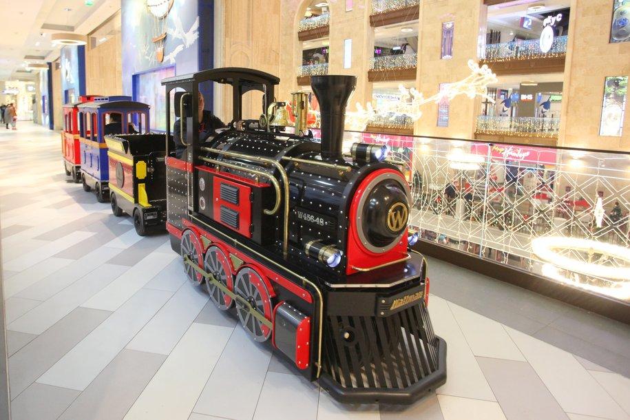 Ретропоезд на паровозной тяге доставит туристов из Москвы в Калугу