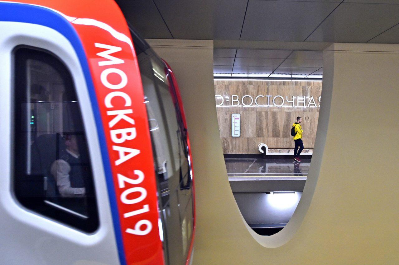 Обзор станции метро «Юго-Восточная»