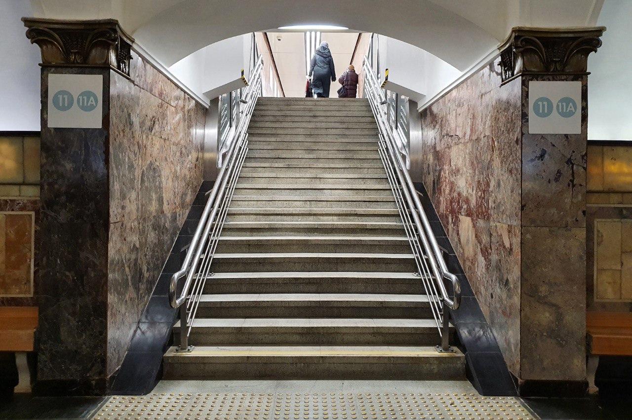 Подземный переход соединил станции метро «Динамо» и «Петровский парк»