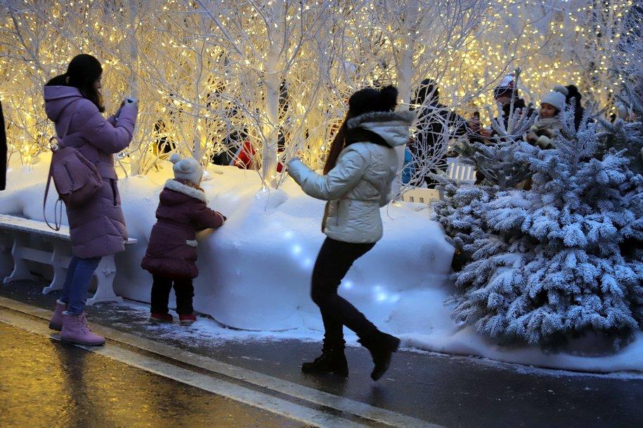Этот декабрь в Москве может стать самым солнечным в метеоистории