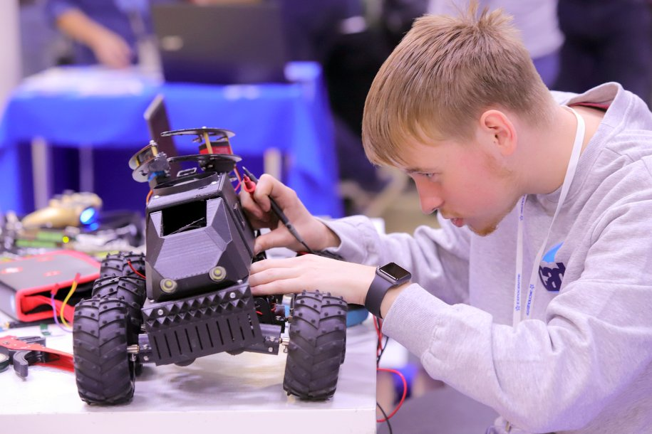 Роботы‑доставщики еды появились в Москве