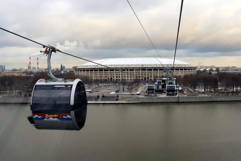Облачная погода ожидает москвичей в воскресенье