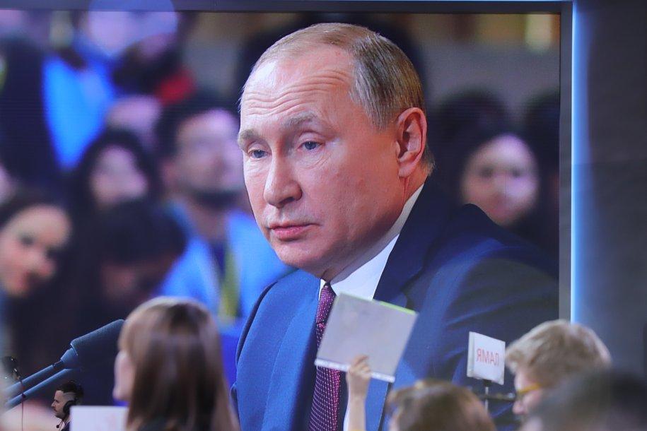 Владимир Путин выразил свои соболезнования в связи со смертью Валентина Гафта