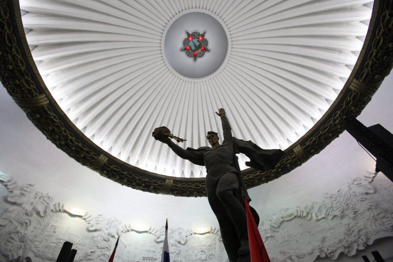 Коллекция графики и живописи Музея Победы расскажет о битве за Москву