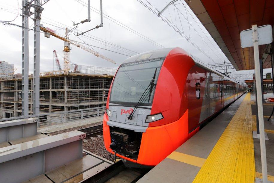 В ТиНАО открыли после реконструкции станцию Крекшино будущего МЦД‑4