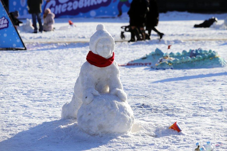 Сугробы в Московском регионе могут подрасти на 3–5 см до конца года