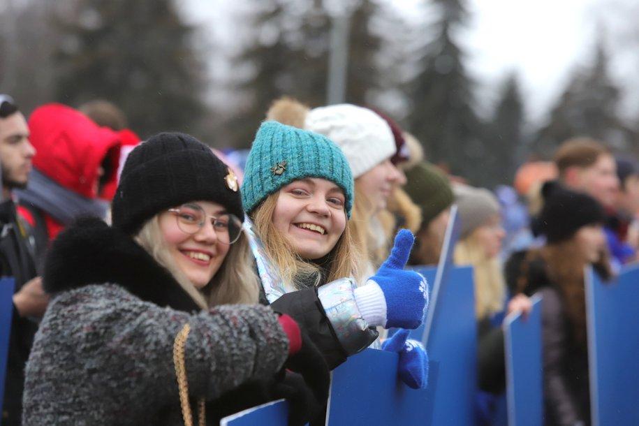 В Москве выбрали символ добровольчества