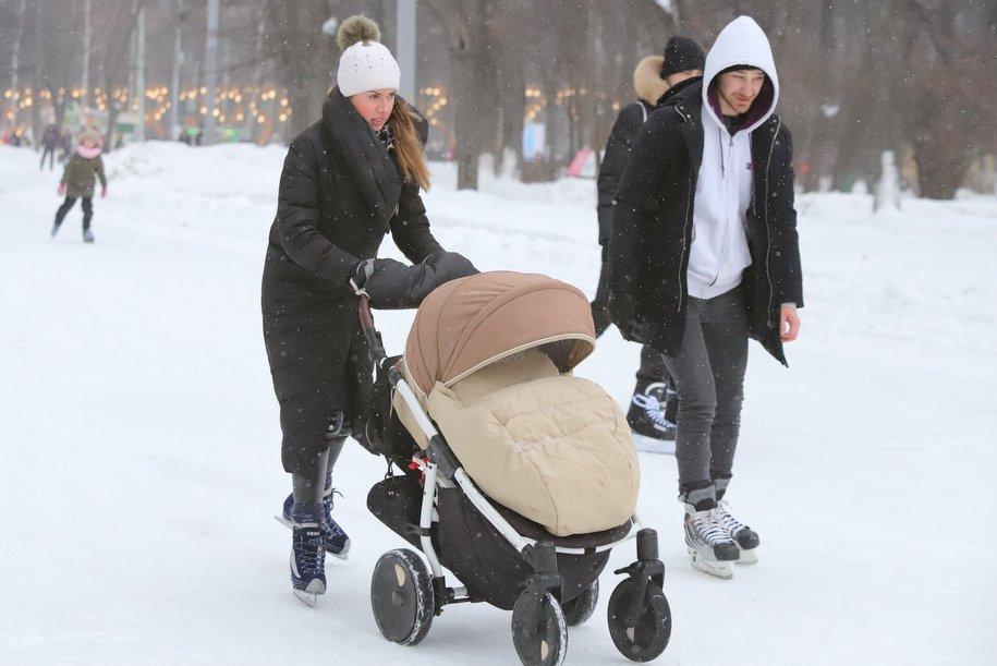 Московские парки приглашают на новогоднюю онлайн-программу в январские праздники