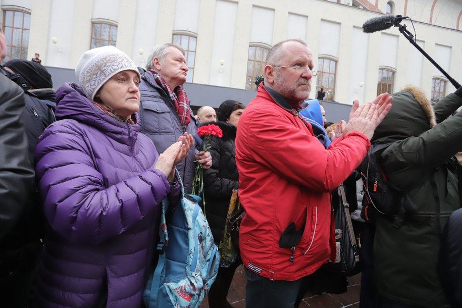 Прощание с Валентином Гафтом пройдёт в «Современнике» 15 декабря