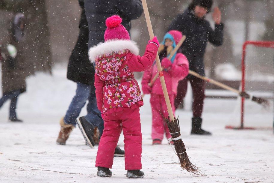 Температура выше нормы ожидается в Московском регионе на первых выходных нового года