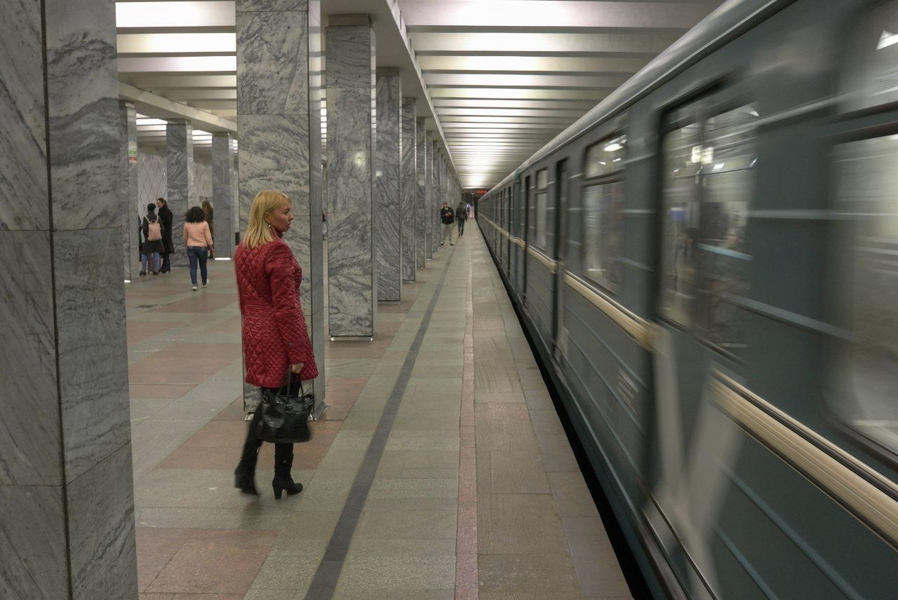 Движение на Замоскворецкой линии осуществляется в соответствии с графиком