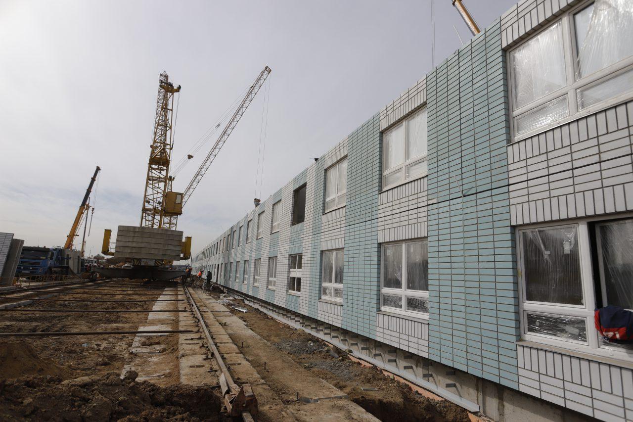 Детсад на 250 мест построят на западе Москвы