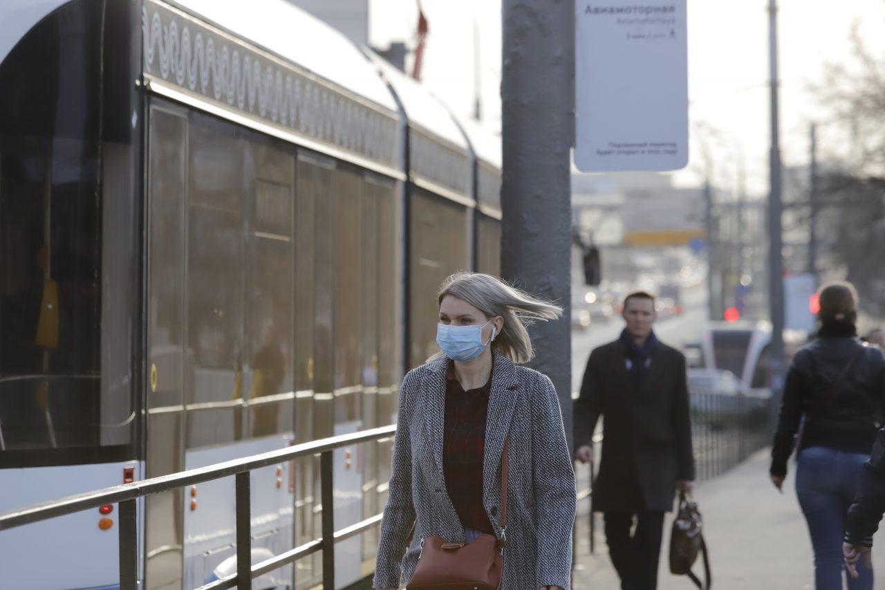 Потепление придет в Москву в начале следующей недели