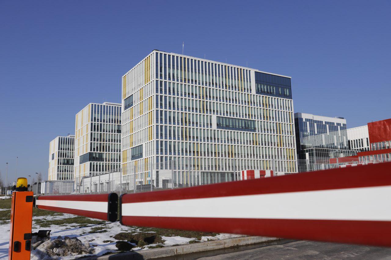 В ТиНАО открыли инновационный логистический комплекс