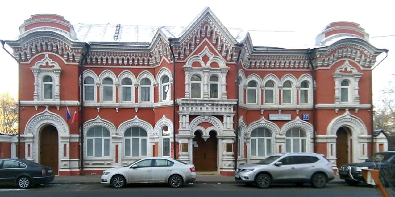 Здание Рогожской амбулатории взяли под охрану государства
