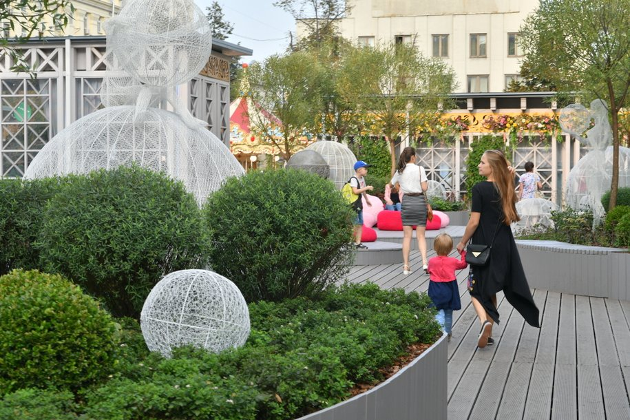 Фестиваль «Цветочный джем» победил на нацпремии по ландшафтной архитектуре