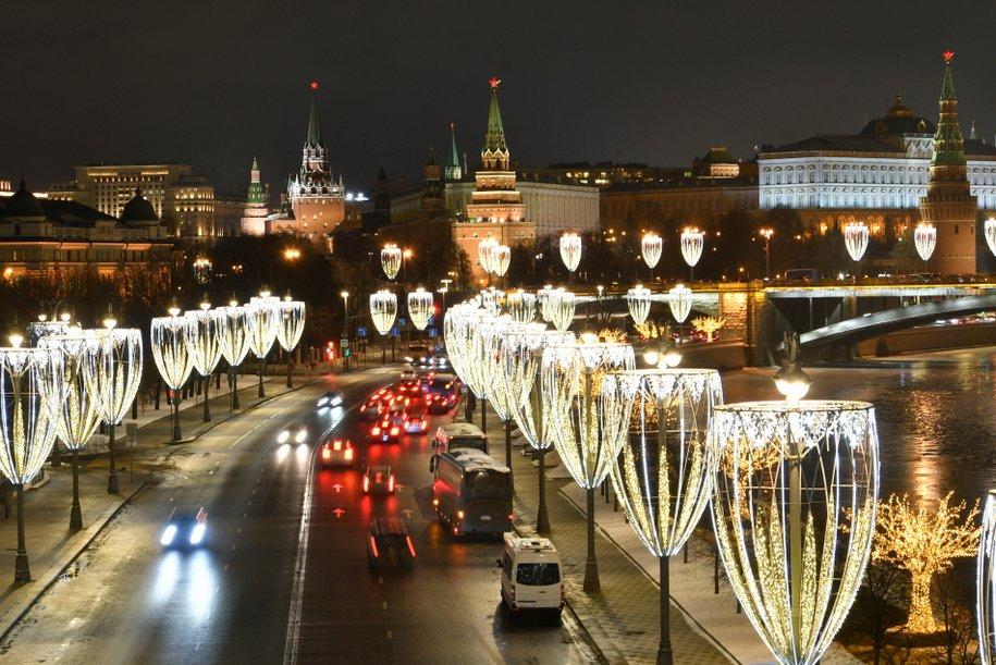 Четыре тысячи объемно-декоративных конструкций украсят Москву