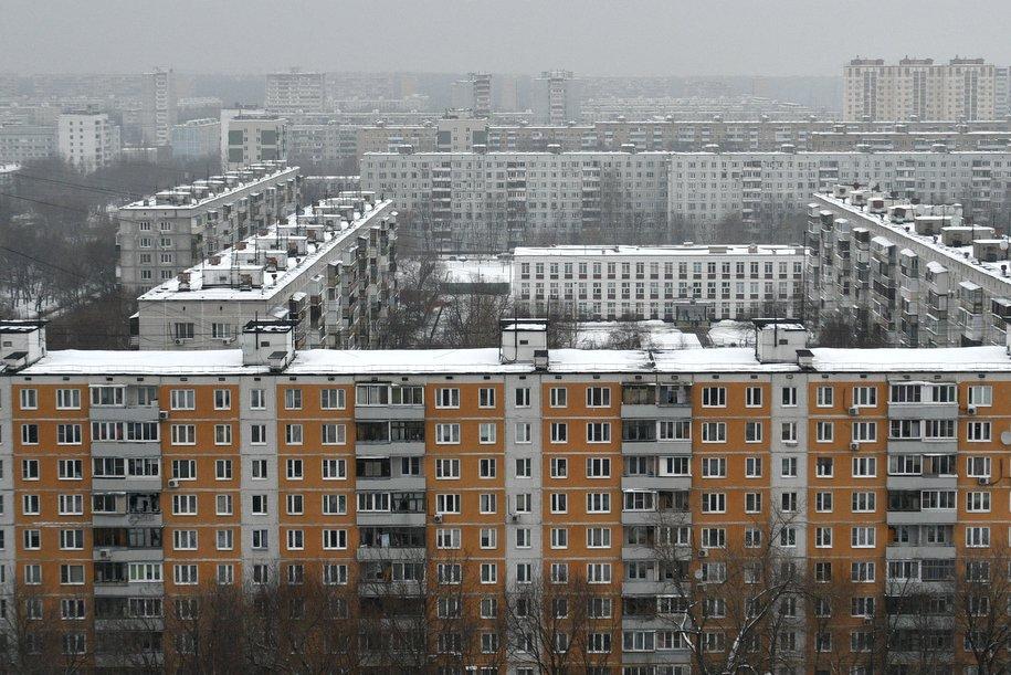 500 старых домов снесут на севере Москвы по реновации