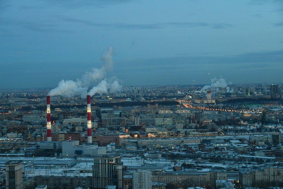 В Москве создан оперштаб по выявлению источников запахов