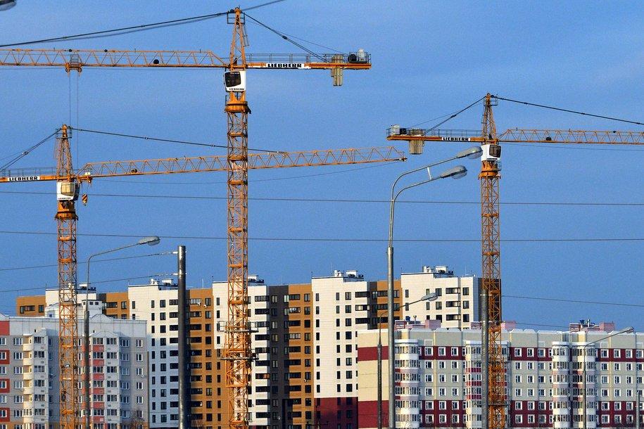 Более 300 тысяч кв. м жилья построили в 2020 году в Москве