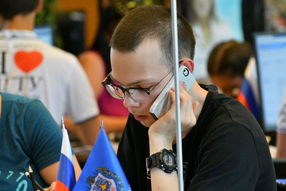 В Москве прошел финал конкурса «Студент года – 2020»