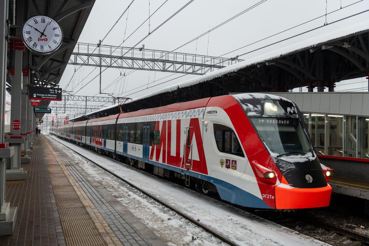 Пропускная способность станции «Подольск» выросла более чем в 2 раза