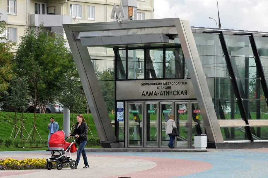 Станция метро «Алма-Атинская» будет закрыта 18 января