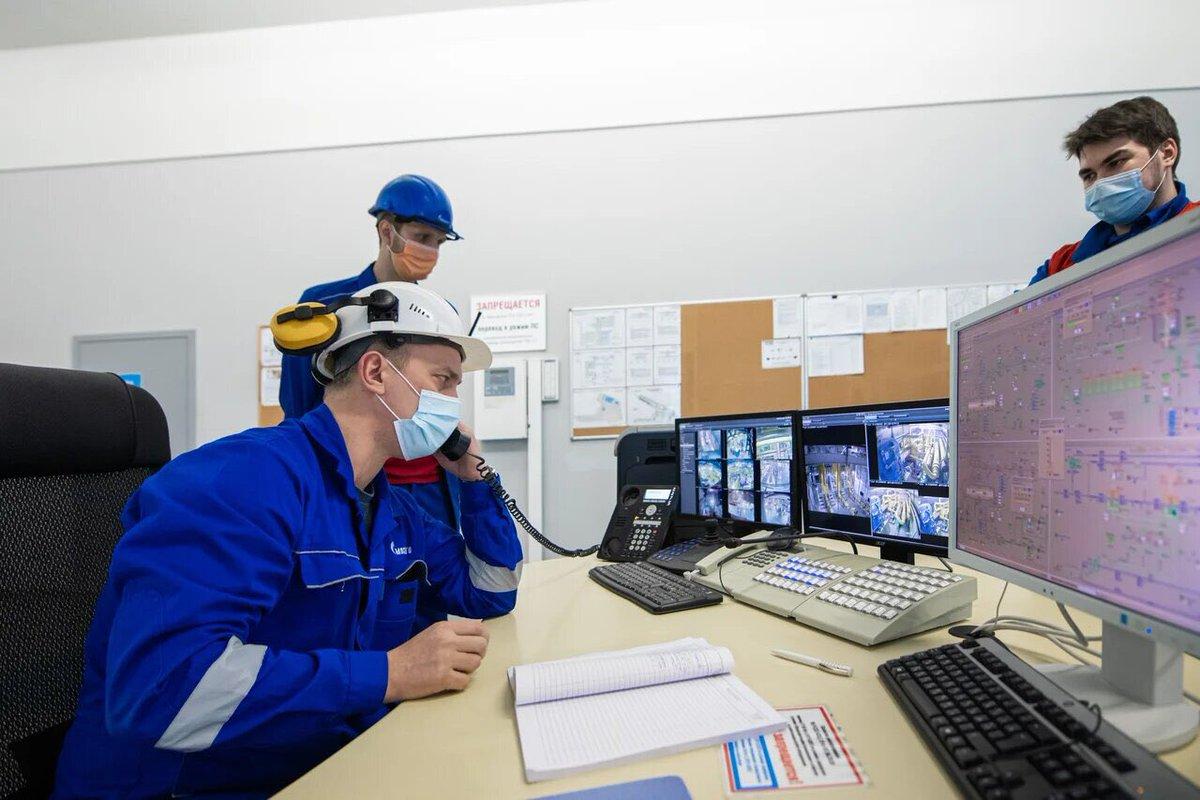Мэр Москвы проверил готовность энергетиков и коммунальщиков