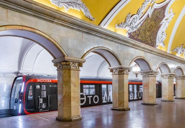 В 2020 году в мосметро появятся 44 новых поезда «Москва-2020»