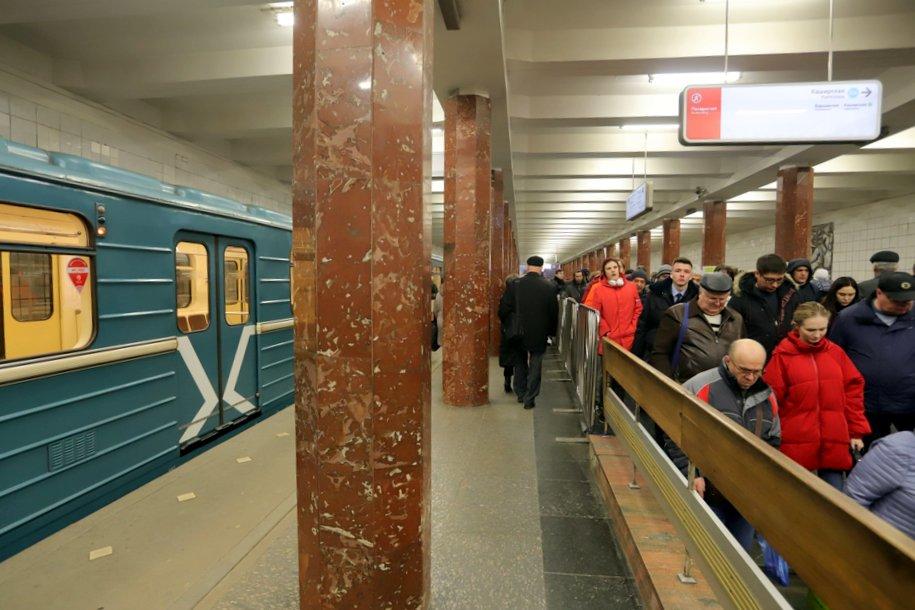 Частичное закрытие «Каширской» продлили до 8 февраля