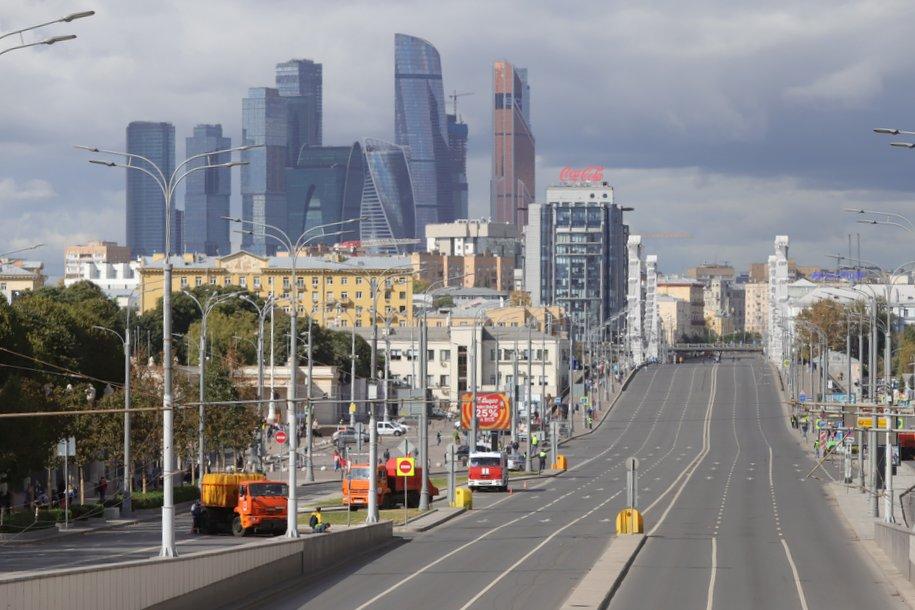 Система хордовых магистралей является приоритетным проектом Москвы в ближайшие три города