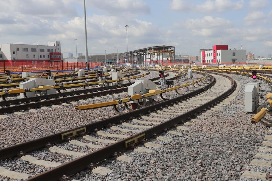 На юге Москвы появится электродепо для обслуживания поездов Бирюлевской линии метро
