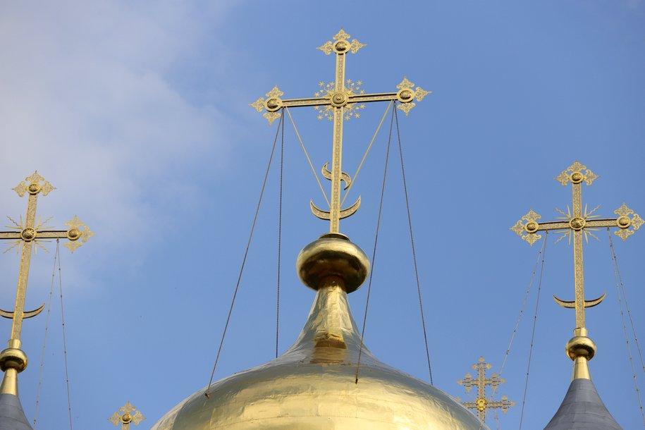 В Коптево до конца года завершат строительство храма
