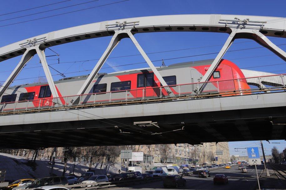 Два десятка станций МЦД подготовят к запуску за год