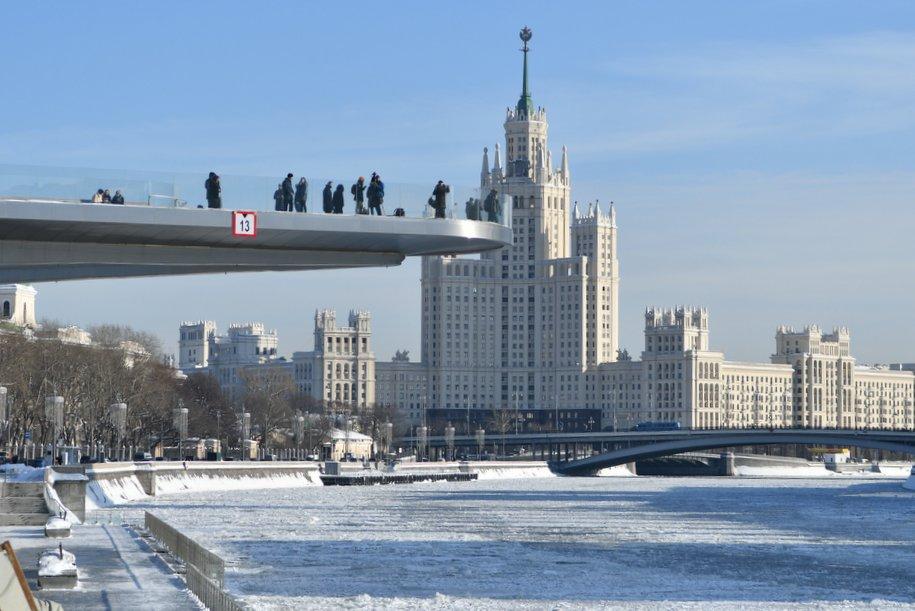В Москве обнаружили устойчивую тепловую аномалию