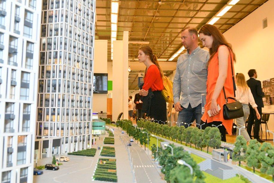 За год планируется построить порядка ста домов по реновации в Москве