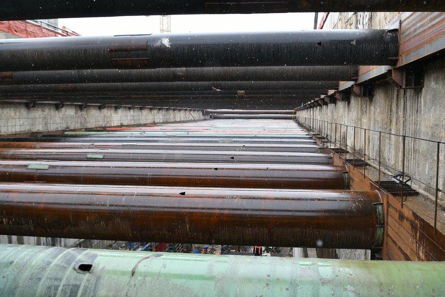 Проходка тоннелей на Большом кольце метро завершится летом