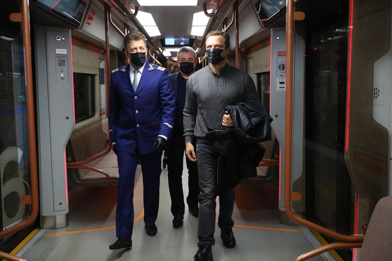 В 2021 году обновится весь подвижной состав на Кольцевой линии метро