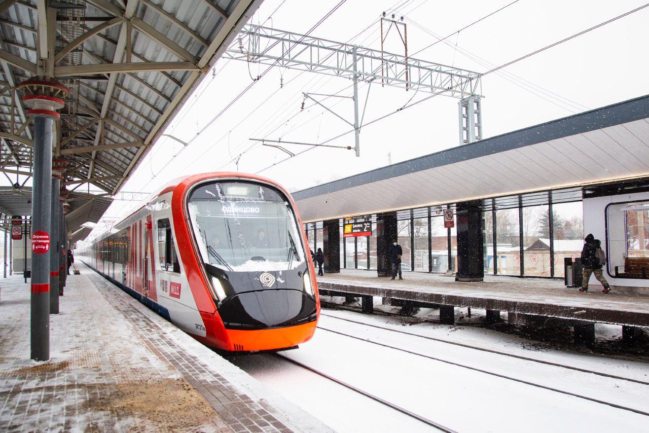 На D1 открылся пригородный вокзал Баковка